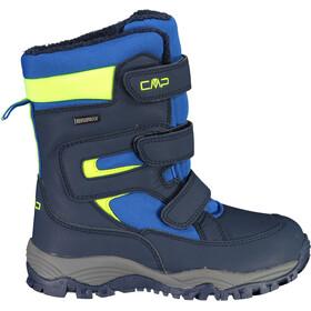CMP Campagnolo Hexis WP Boots de neige Enfant, noir/bleu